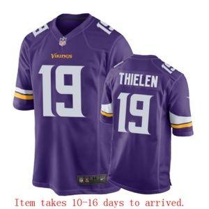 Mens Minnesota Vikings Adam Thielen Jersey